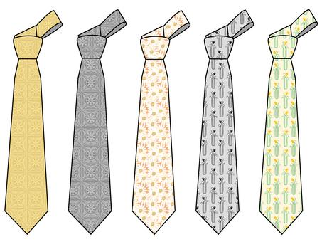 Tie c