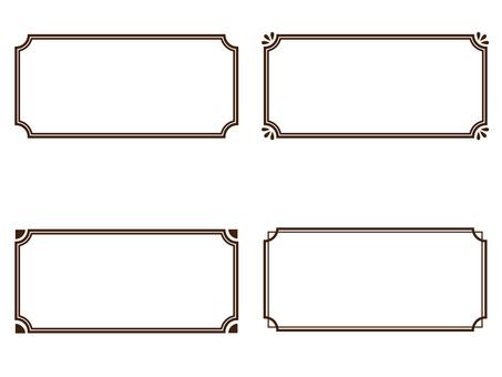 Simple labels