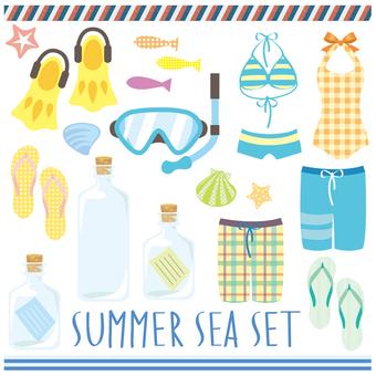 여름 세트 2