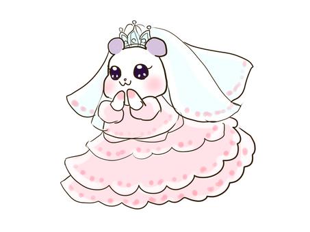 Wedding hamster