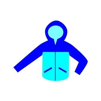 Mountaineering Equipment - Outer (Blue)