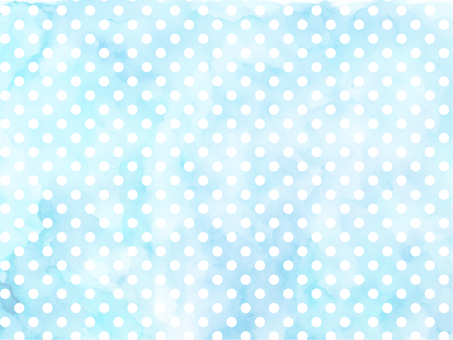 Water color dot 2 light blue