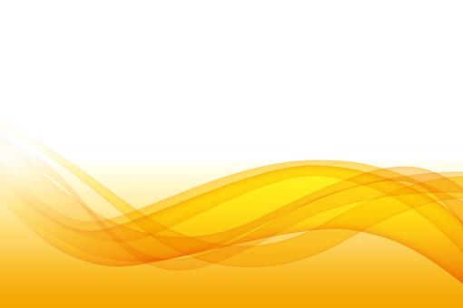 Orange Wave 02