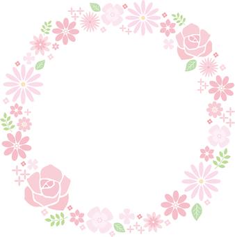 花の輪っか