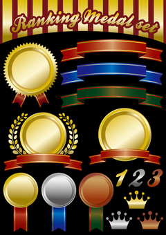 Medals / Gold / Ranking