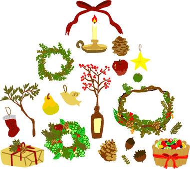 聖誕節框架2