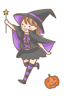 Witches' Costume