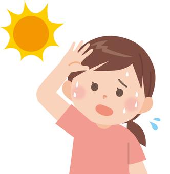 Girl (sunshine)