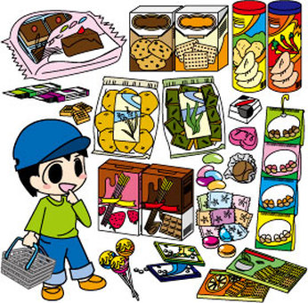 g_ Shopping series _ Confectionery