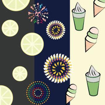 3 여름 패턴