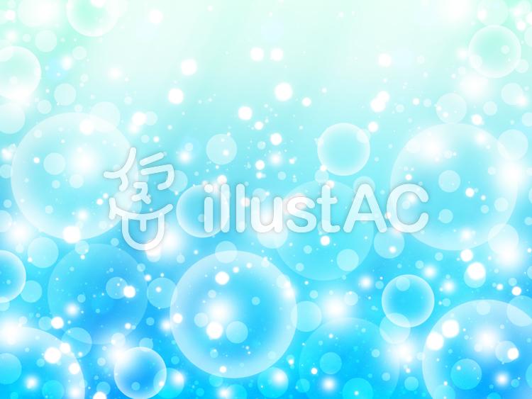 【フリーイラスト素材】光の玉02