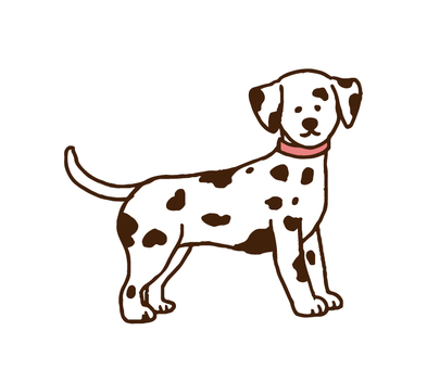 Dalmatian (simple)