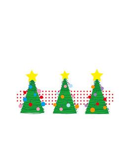 Cute Christmas tree 1