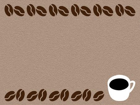 Coffee bean frame 3