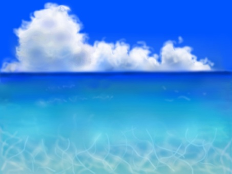 Scenery sea 1