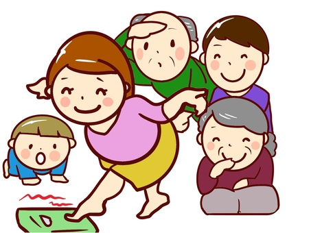 chacha family family 16 Weight measurement