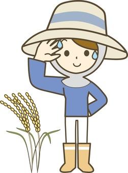 Farmer's woman 6