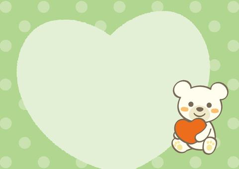 Little Bear 01 - Heart F