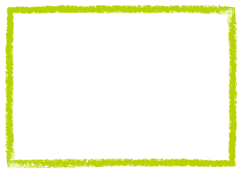 Crayon touch frame green
