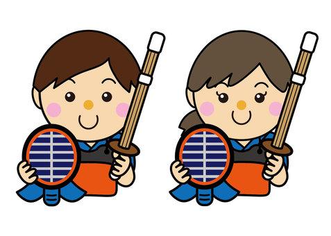 Men and women 29_35 (Kendo / Set)