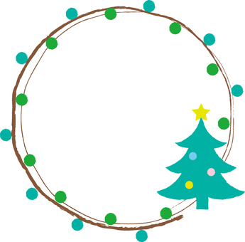 Christmas circle 1