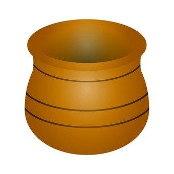 African pot 1
