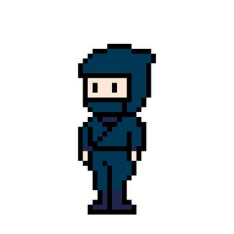 Scarlet Shinobu Ninja Ninja