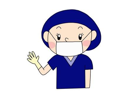手術室護士海軍