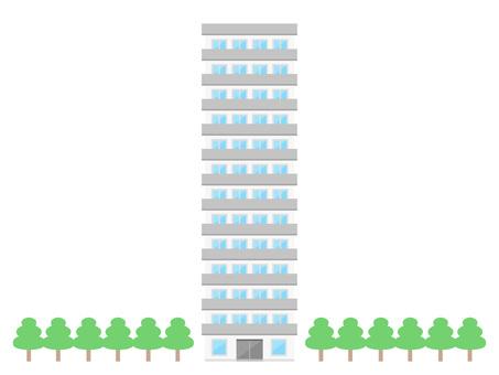 Tower Mansion