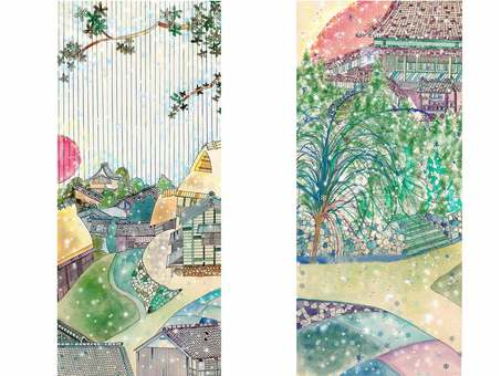 Townscape _ Japanese style 05