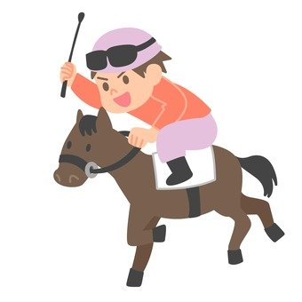 A jockey
