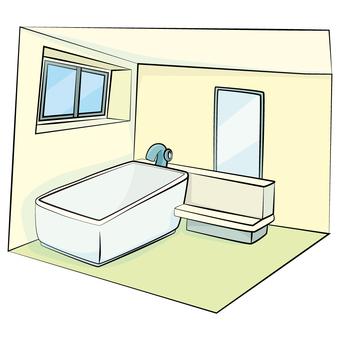 浴室/浴室