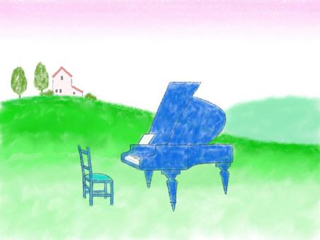 Grand piano 5