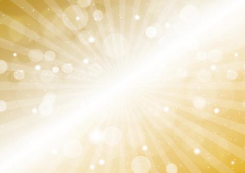 Gold sparkling 23