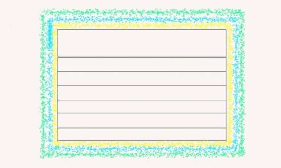 학교용 인쇄, 텍스트 공간
