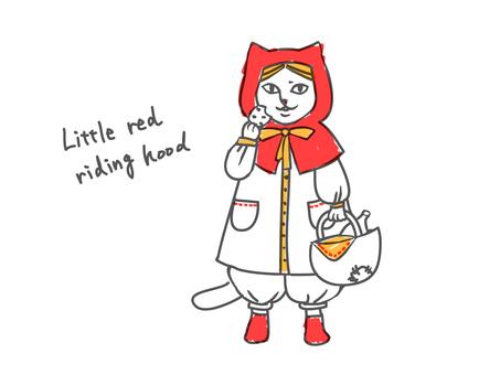 Neko Children's Story Series (Little Red Riding Hood)