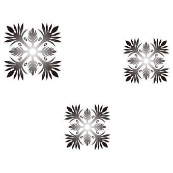 Quilt pattern B