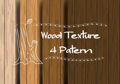 Pattern - grain - brown 4 colors