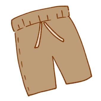 Shorts (Brown)