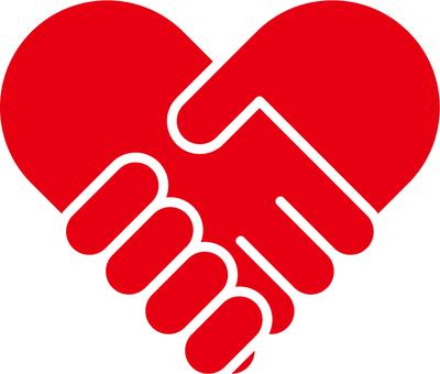 心臟握手c