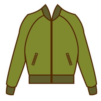 Blouson (khaki color)