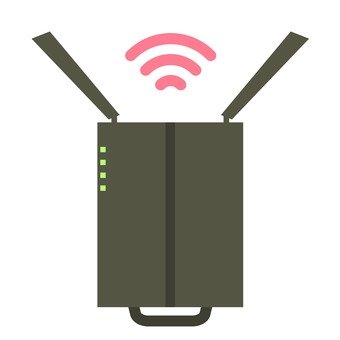 Wireless LAN router