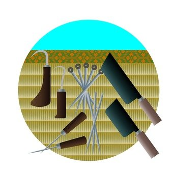 Tatami tool