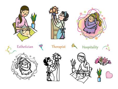 Woman _ Hospitality 02