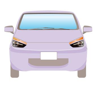 Car illustration 4 Front