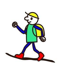 Climber Man 1