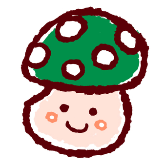 Midori蘑菇