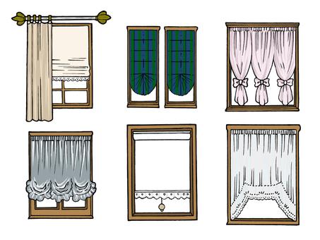 Various windows