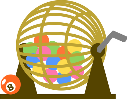 Bingo drawing machine