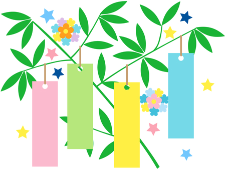 Tanabata Decoration 2